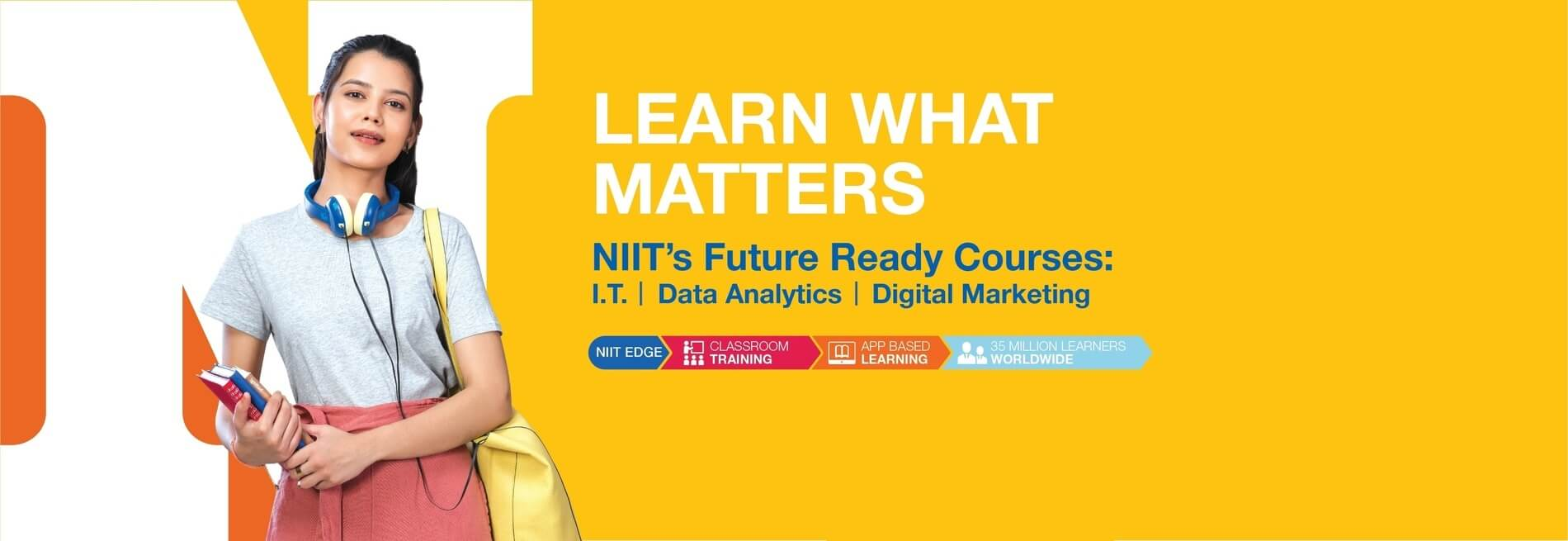 NIIT: Leading Corporate Training Company in India | IT