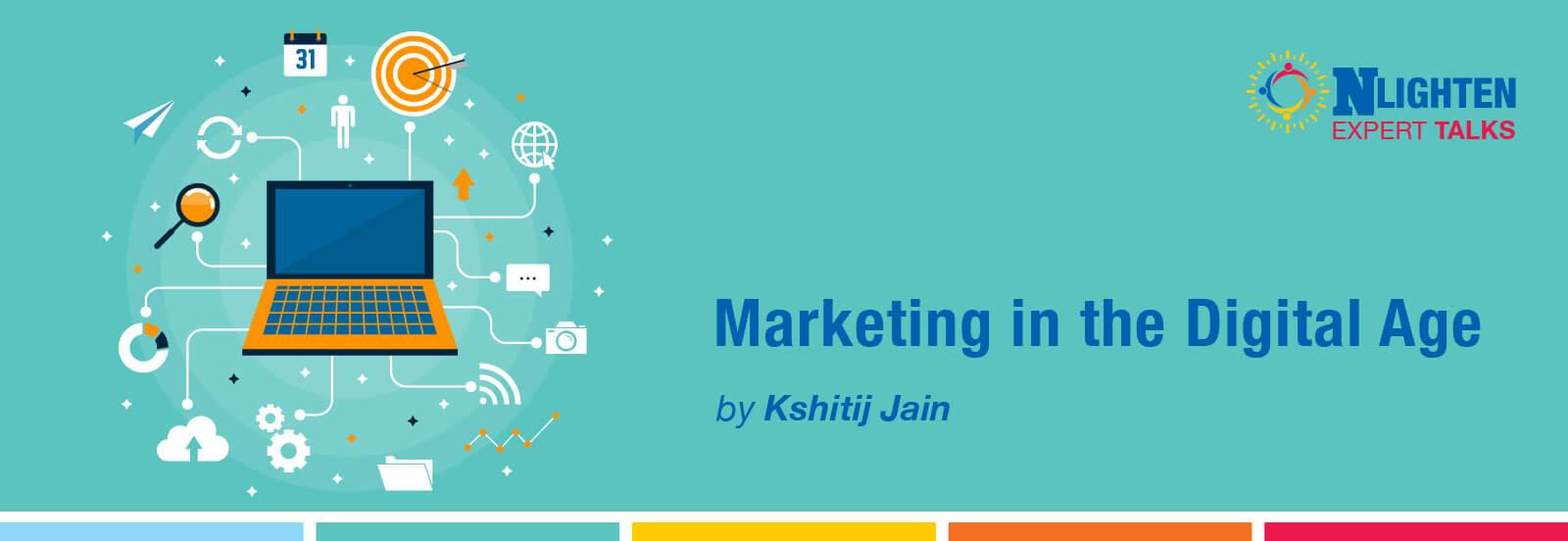 Marketing the digital age