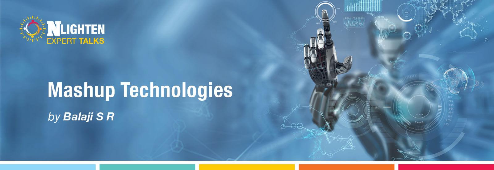 Mashup technologies banner