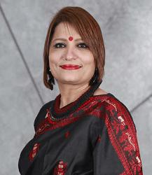 Ms. Shanta Vallury Gandhi