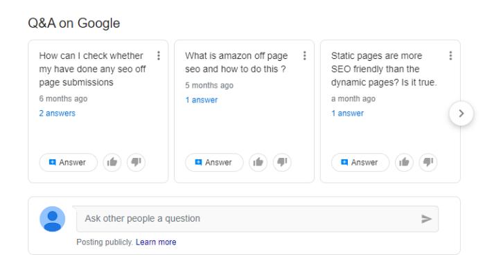 tips for SEO ranking on Google